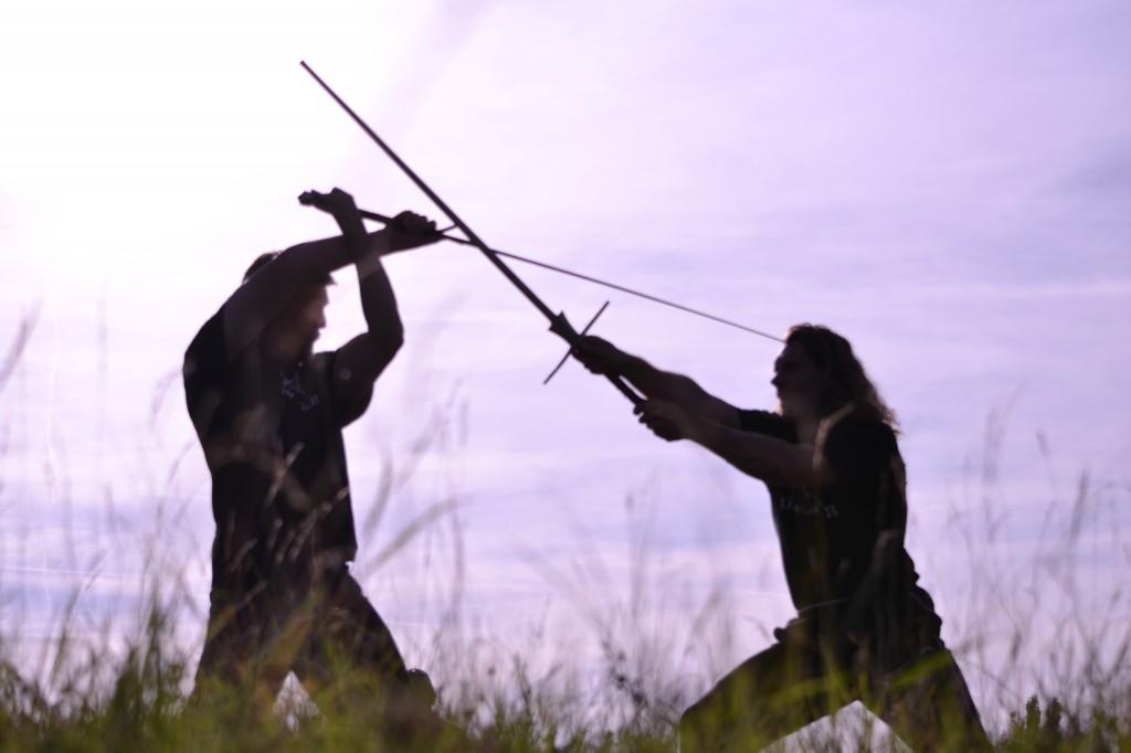 šerm mečem